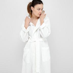 Leinen-Bademäntel für Damen